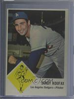 Sandy Koufax [Altered]