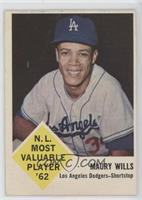 Maury Wills [Good to VG‑EX]