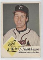 Frank Bolling [Noted]