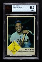 Willie Mays [BVG 6.5 EX‑MT+]
