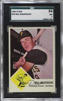 Bill Mazeroski [SGC 84 NM 7]