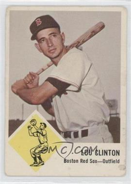 1963 Fleer - [Base] #6 - Lou Clinton