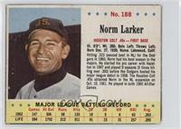 Norm Larker