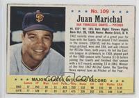 Juan Marichal [GoodtoVG‑EX]