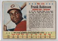 Frank Robinson (No Stripes On Cap) [Poor]