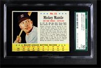 Mickey Mantle [SGC 50 VG/EX 4]