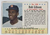 Bob Gibson [Authentic]