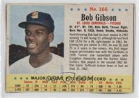 Bob Gibson [GoodtoVG‑EX]