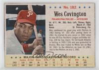Wes Covington