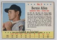 Bernie Allen [Good to VG‑EX]