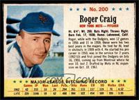 Roger Craig [EX]