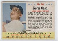 Norm Cash [Authentic]