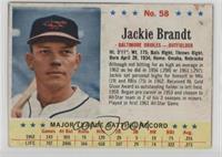 Jackie Brandt [GoodtoVG‑EX]