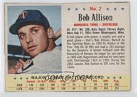 Bob Allison [Authentic]