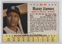 Manny Jimenez [Poor to Fair]
