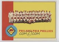 Philadelphia Phillies Team [NoneGoodtoVG‑EX]