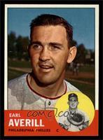 Earl Averill, Jr [NMMT]