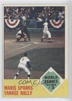 World Series Game #3 (Roger Maris)