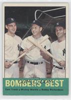 Bombers' Best (Tom Tresh, Mickey Mantle, Bobby Richardson)