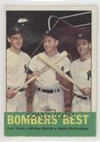 Bombers' Best (Tom Tresh, Mickey Mantle, Bobby Richardson) [NonePoor…