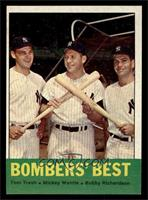 Bombers' Best (Tom Tresh, Mickey Mantle, Bobby Richardson) [EX MT]