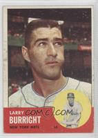 Larry Burright [GoodtoVG‑EX]