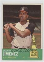 Manny Jimenez [GoodtoVG‑EX]