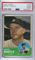 Mickey Mantle [PSA 2 GOOD (MK)]