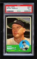 Mickey Mantle [PSA 5.5 EX+]