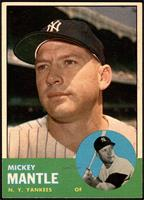 Mickey Mantle [VG EX+]