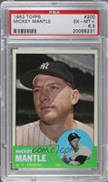 Mickey Mantle [PSA 6.5 EX‑MT+]
