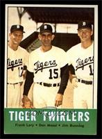 Tiger Twirlers (Frank Lary, Don Mossi, Jim Bunning) [NM]