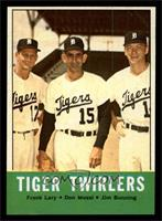 Tiger Twirlers (Frank Lary, Don Mossi, Jim Bunning) [NM MT]