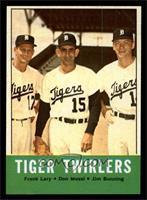 Tiger Twirlers (Frank Lary, Don Mossi, Jim Bunning) [NMMT]