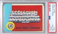 New York Yankees Team [PSA8NM‑MT(OC)]