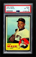 Willie Mays [PSA 6 EX‑MT]