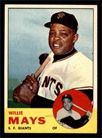 Willie Mays [VG EX]