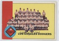 Los Angeles Dodgers Team [Noted]