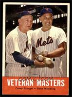Veteran Masters (Casey Stengel, Gene Woodling) [VG]