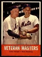 Veteran Masters (Casey Stengel, Gene Woodling) [GOOD]