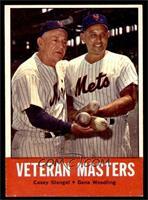 Veteran Masters (Casey Stengel, Gene Woodling) [EXMT]