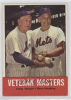 Veteran Masters (Casey Stengel, Gene Woodling) [GoodtoVG‑EX]