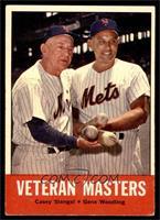 Veteran Masters (Casey Stengel, Gene Woodling) [VGEX]