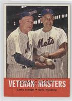 Veteran Masters (Casey Stengel, Gene Woodling)