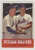 Veteran Masters (Casey Stengel, Gene Woodling) [NoneGoodtoVG&…