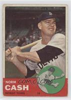 Norm Cash [Poor]