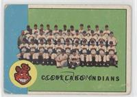 Cleveland Indians Team [Poor]