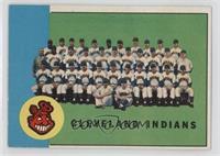 Semi-High # - Cleveland Indians Team
