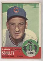 Semi-High # - Barney Schultz