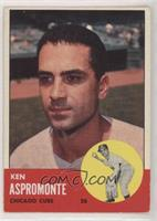 Semi-High # - Ken Aspromonte